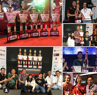 IASCA Competition 2018