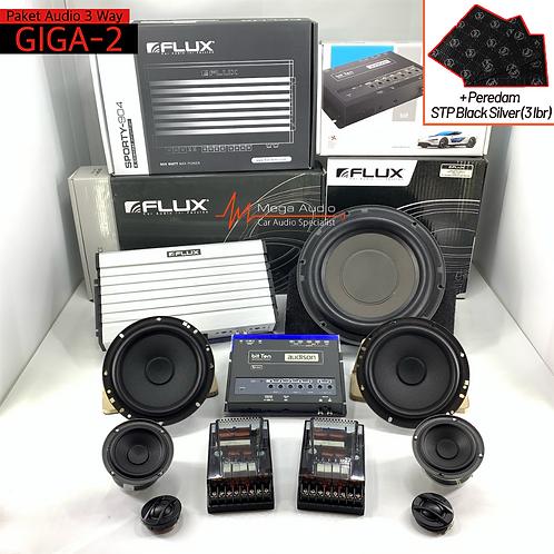 Paket Audio GIGA-2 (3-Way)