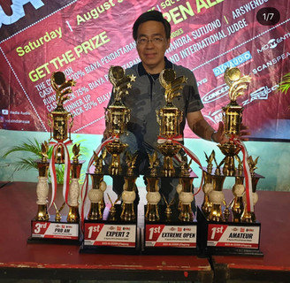 IASCA Competition, Tangerang, August 2019