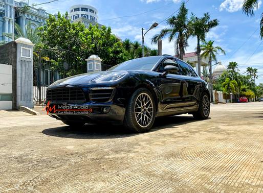 Ultimate 3WAY Audio Upgrade @ Porsche Macan