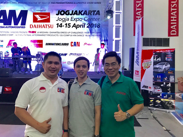 CAN Jogja Competition, Apl 2018