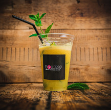 Fresh Pure Orange & Pineapple Juice