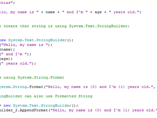 Manipulating Strings in ArchestrA Script