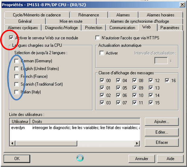 Tutorial : SIMATIC S7 Web Server (1/3)