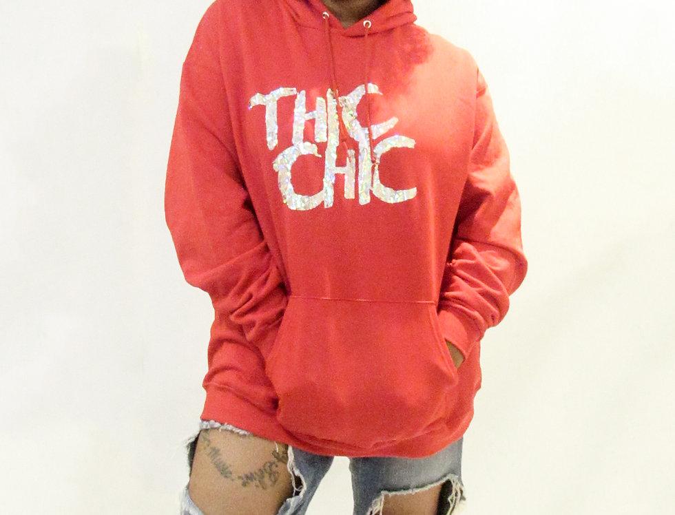 Oversized Thic Chic Hoodie