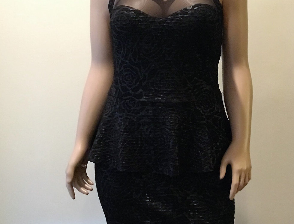 Fashion To Figure Black Dress
