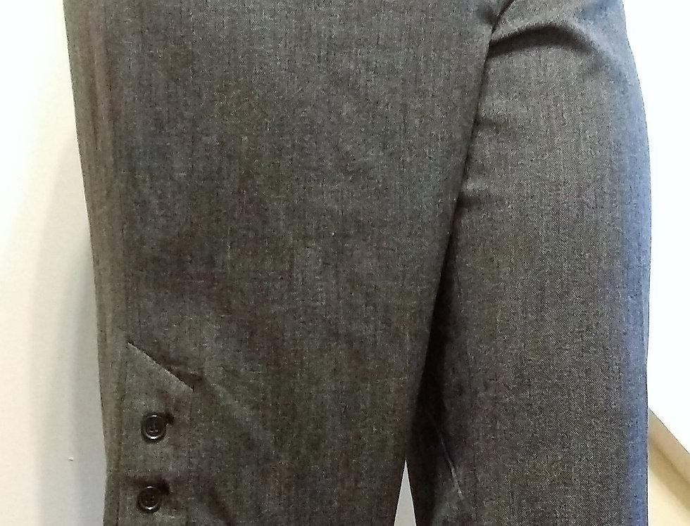 Lane Bryant Gray Kapri Dress Pants