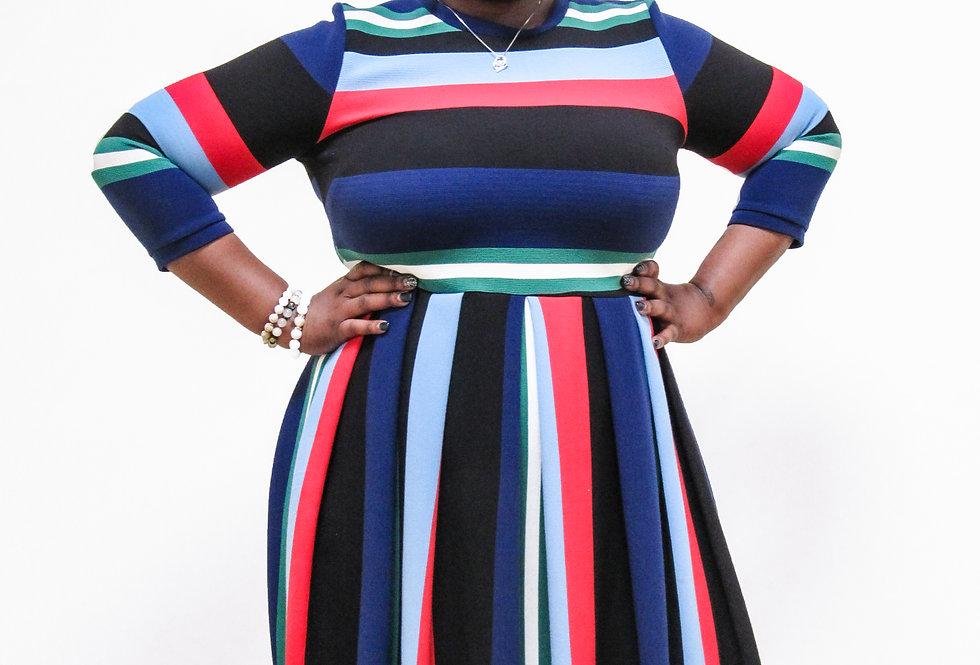 Eloqui  Stretch Dress