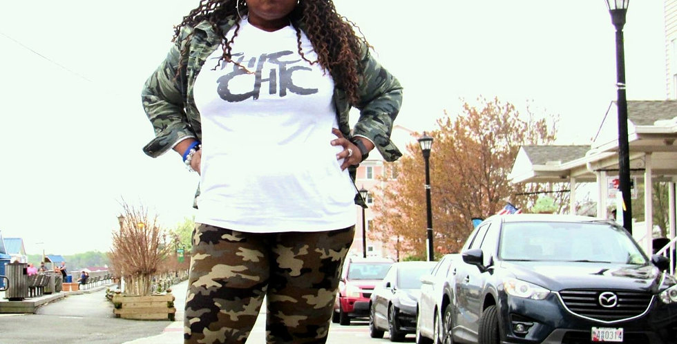 """Thick Chic"" T-shirt"