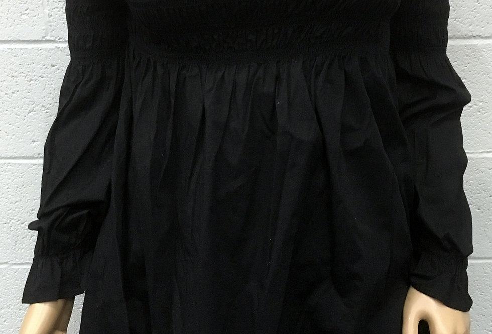 Ashley Stewart Black Top