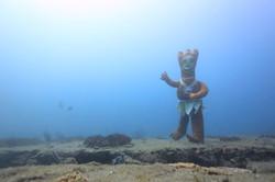 Hello! Under the water