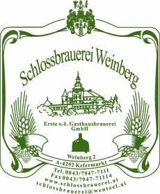 Logo Schlossbrauerei Weinberg