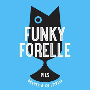 Logo Funky Forelle