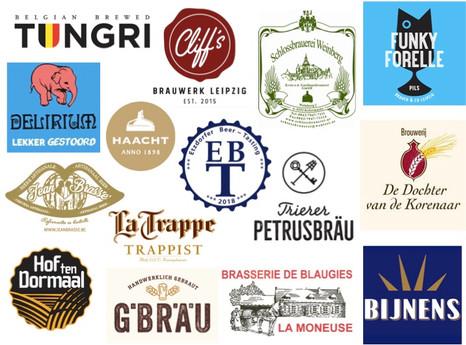 Logo Sammlung Bierbrauer