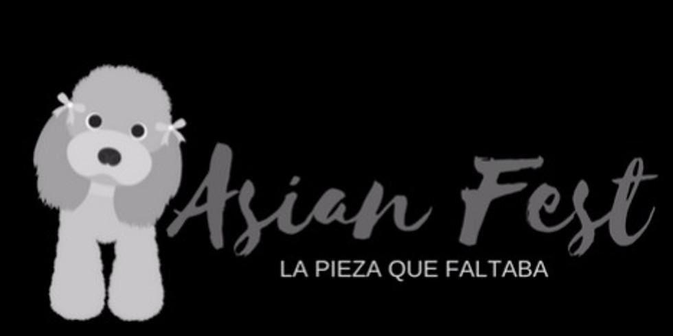 ASIAN FEST: El Origen I Seminario