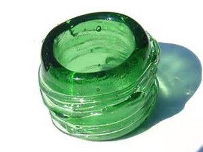 Custom Glass Dread Bead