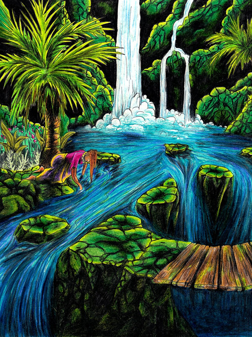 Honu Falls