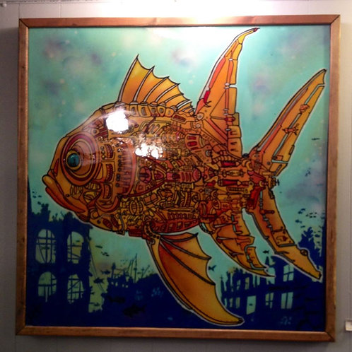 Large Gold Fish
