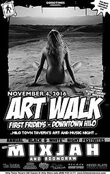 Nov2016 Art Walk featuring Scenic Curves by Wesphoto