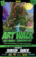 April2017 Art Walk featuring Natha Allen