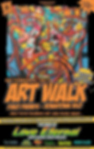 Oct2017 Art Walk featuring Dover Abrams