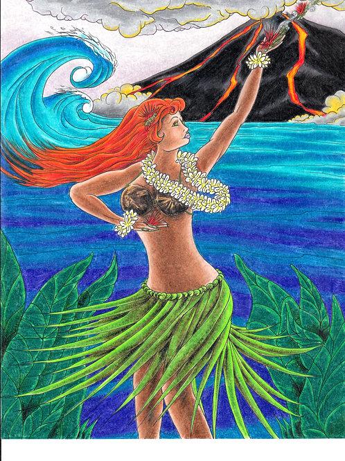 Lehua Hula