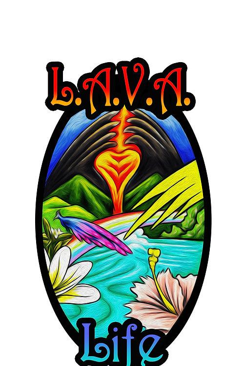 Lava Life Logo