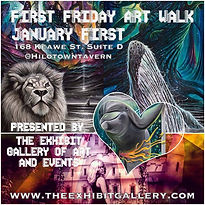 Jan2016 Art Walk featuring DELA
