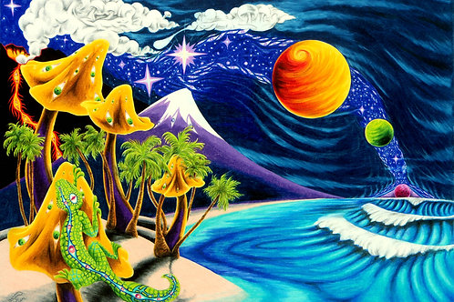 Faraway Seas
