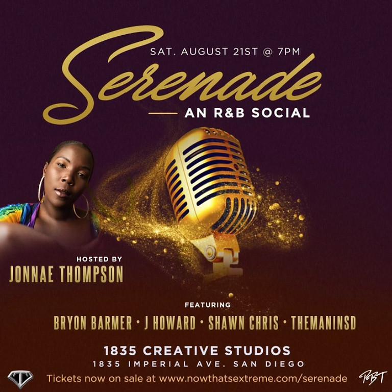 Serenade : An R&B Experience