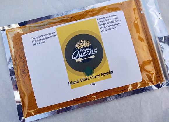 Island Vibez Curry Powder