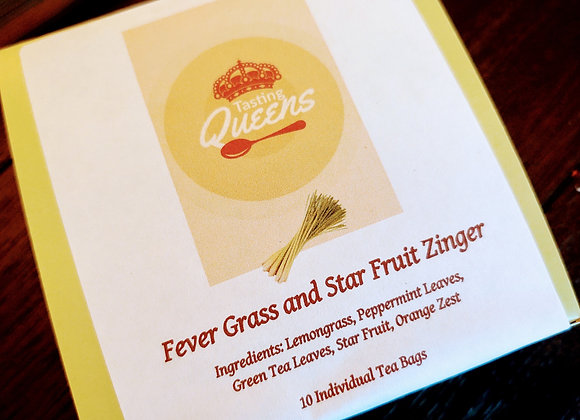 Fever Grass  Zinger Tea