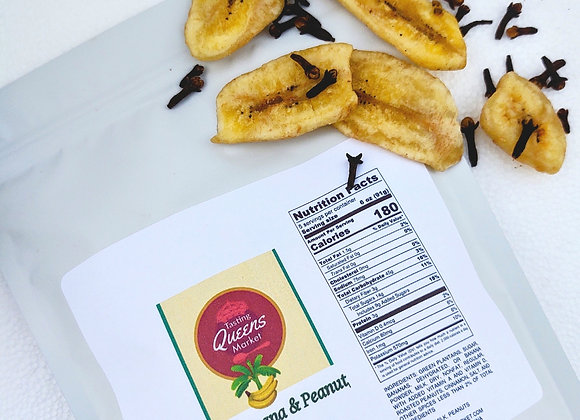 Green Banana & Peanut Porridge