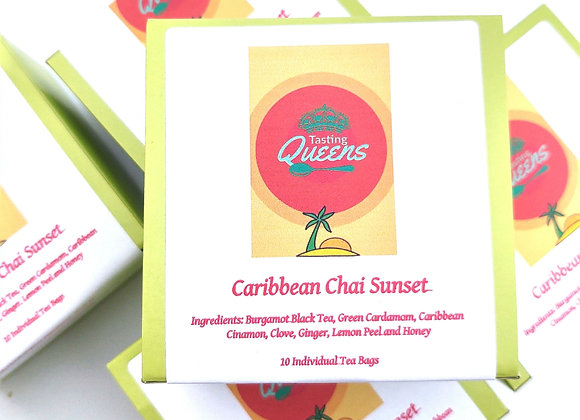 Caribbean Chai Sunset Tea
