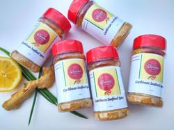 Caribbean Seafood Spice