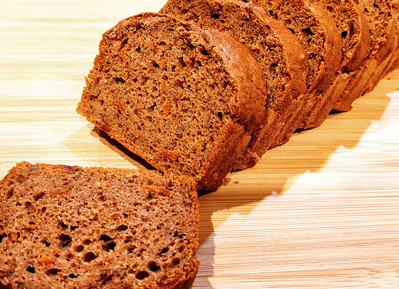 Fruity Carrot Ginger Loaf Mix