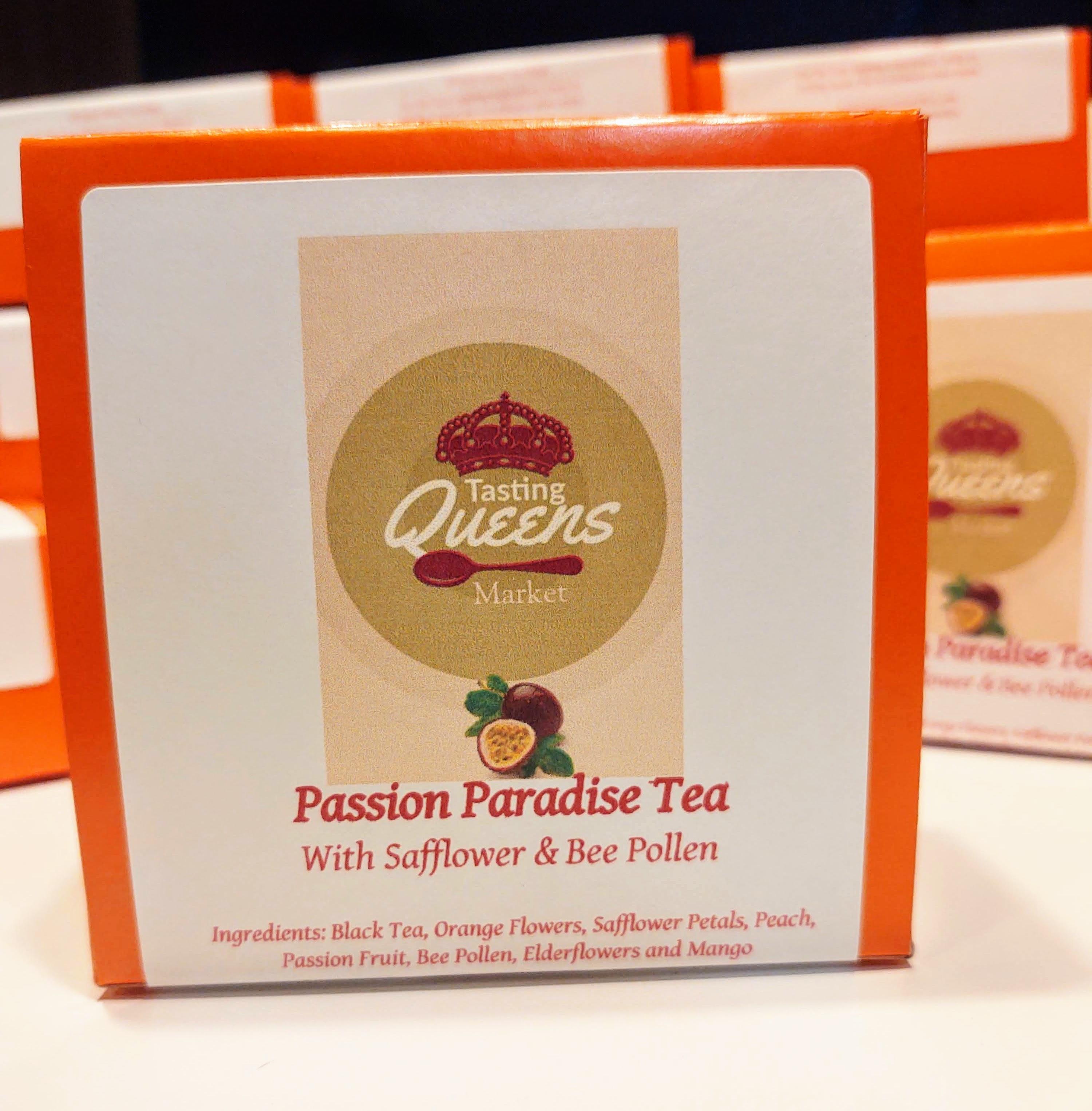 Tropical Teas