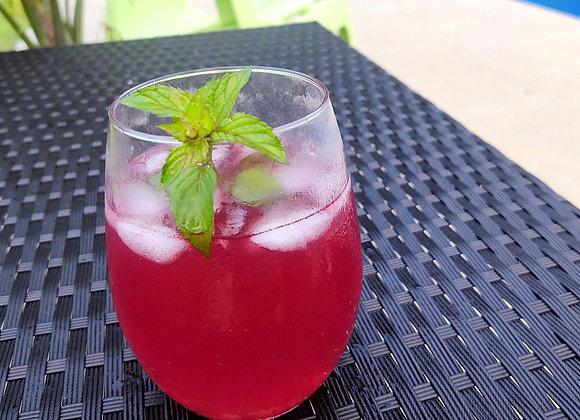 Sorrel and Pineapple Drink Starter