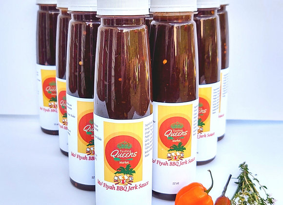 Mo' Fiyah BBQ Jerk Sauce