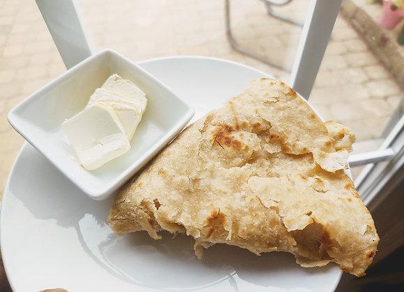 Oil Roti Mix (Indian Style Vegan Flat Bread)
