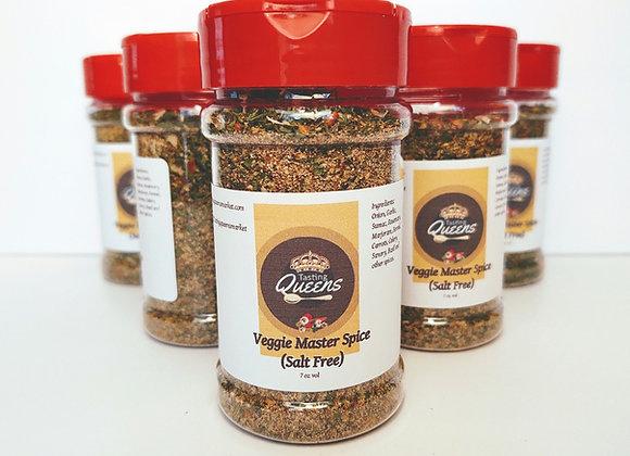 Veggie Master Spice (No Salt)