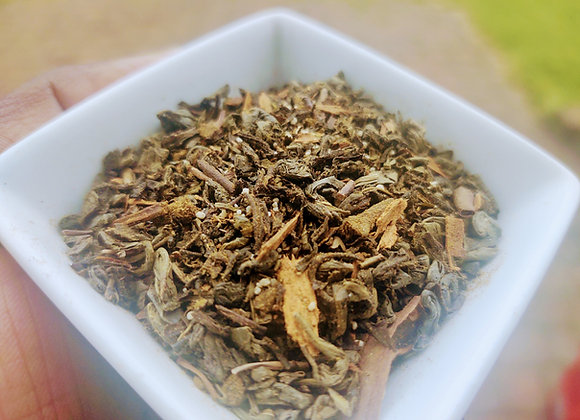 Island Spiced Soursop Tea