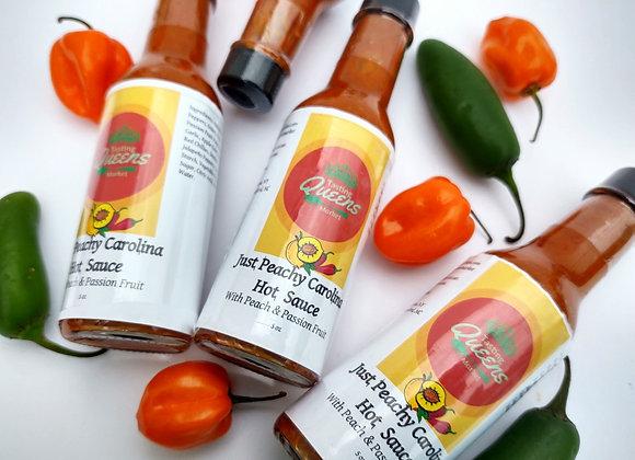Just Peachy Carolina Hot Sauce