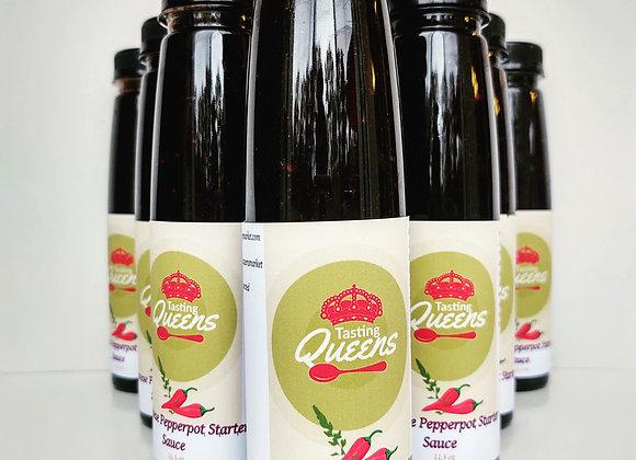 Guyanese Pepperpot Starter Sauce