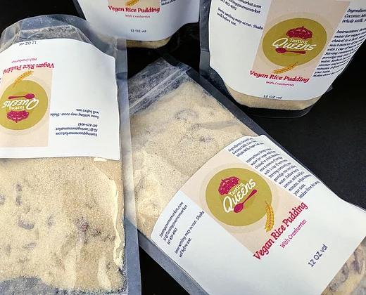 Vegan Rice Pudding Mix