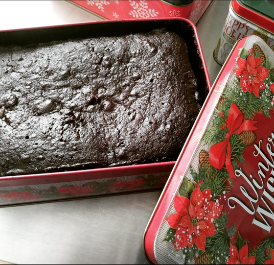 Tasting Queens Market Black Cake Recipe