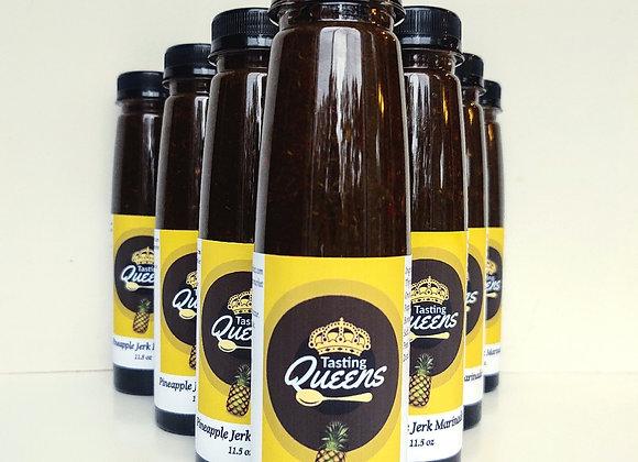 Pineapple Jerk Sauce