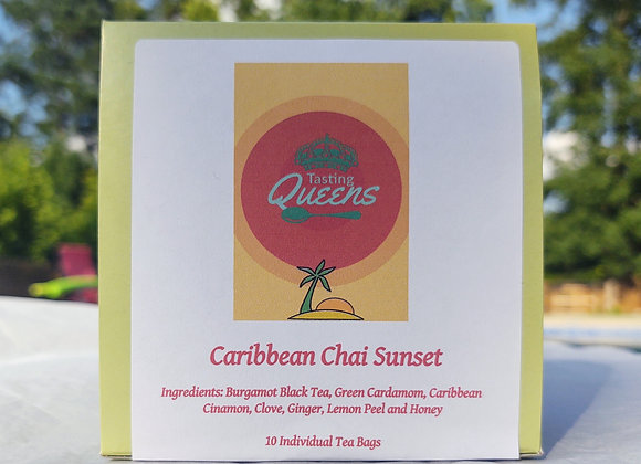 Caribbean Chai Sunset Tea