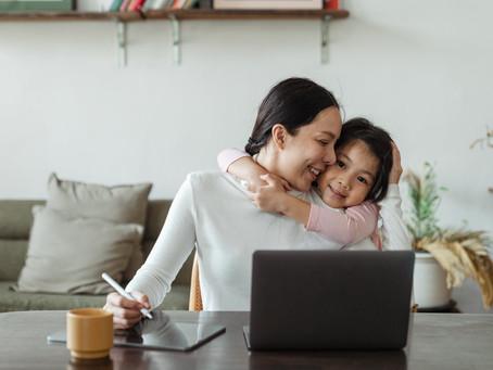 Smart working e figli: cavalchiamo l'onda delle possibilità