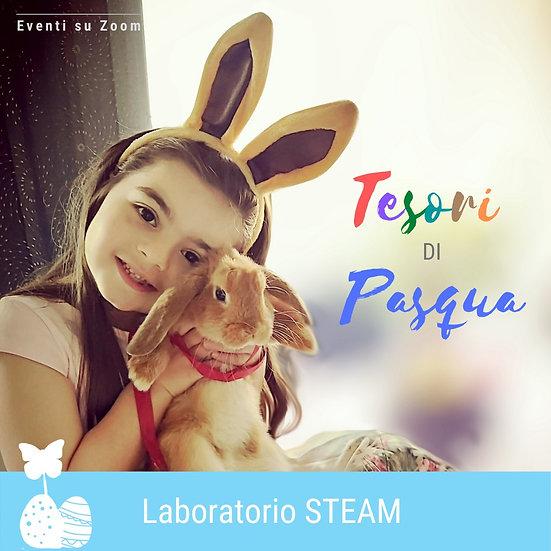 Laboratorio STEAM di Pasqua